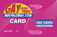 Gay Maspalomas Card