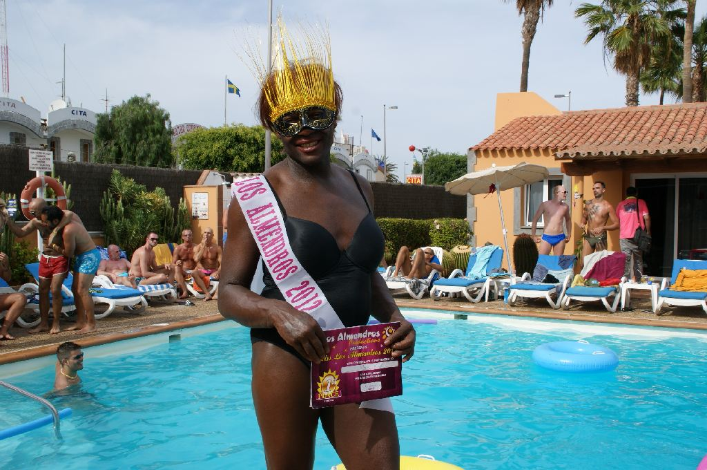 Miss Los Almendros 2012