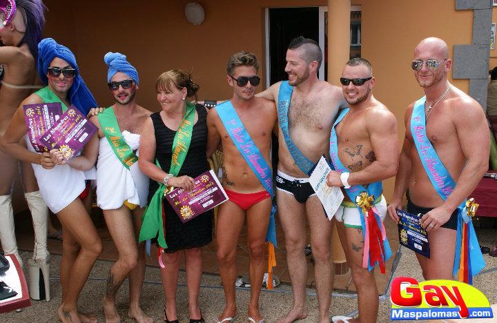 Los Almendros Pool Party 2013