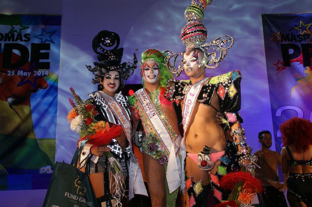 Drag Queen Gala 2014