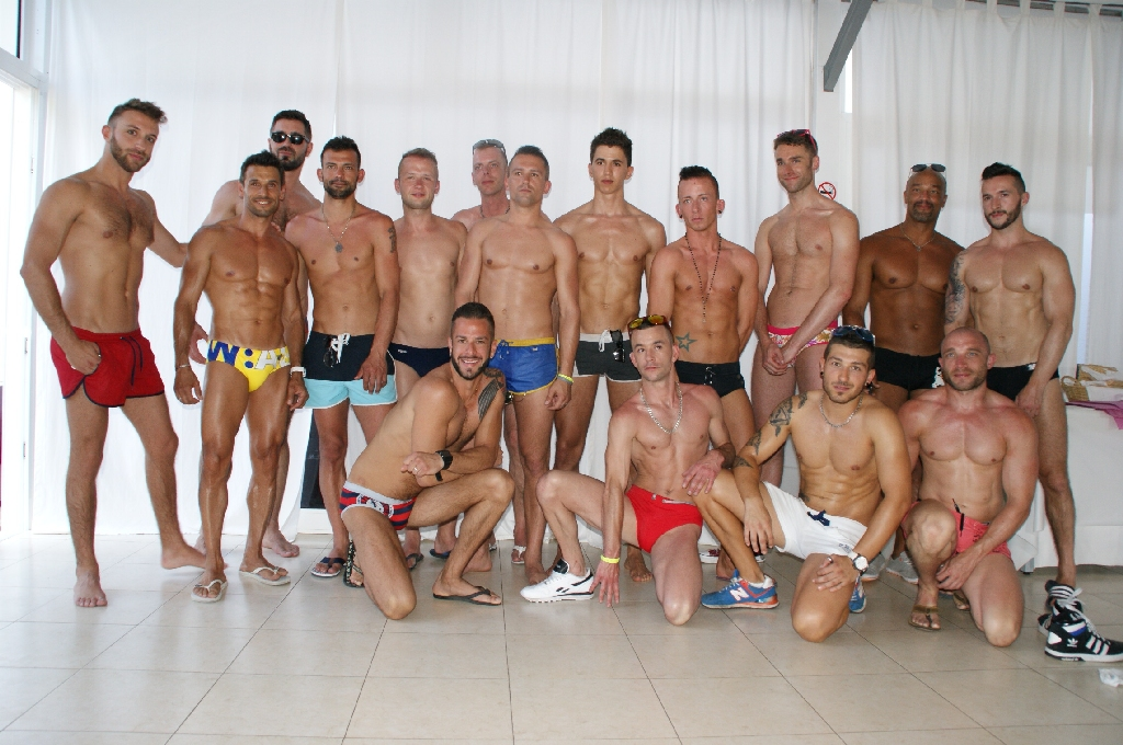 Mens Pool Party 2014