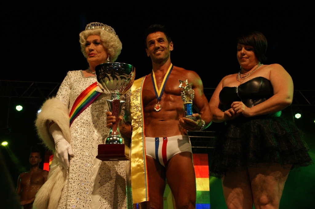 Mr. Gay Pride Gran Canaria 2015