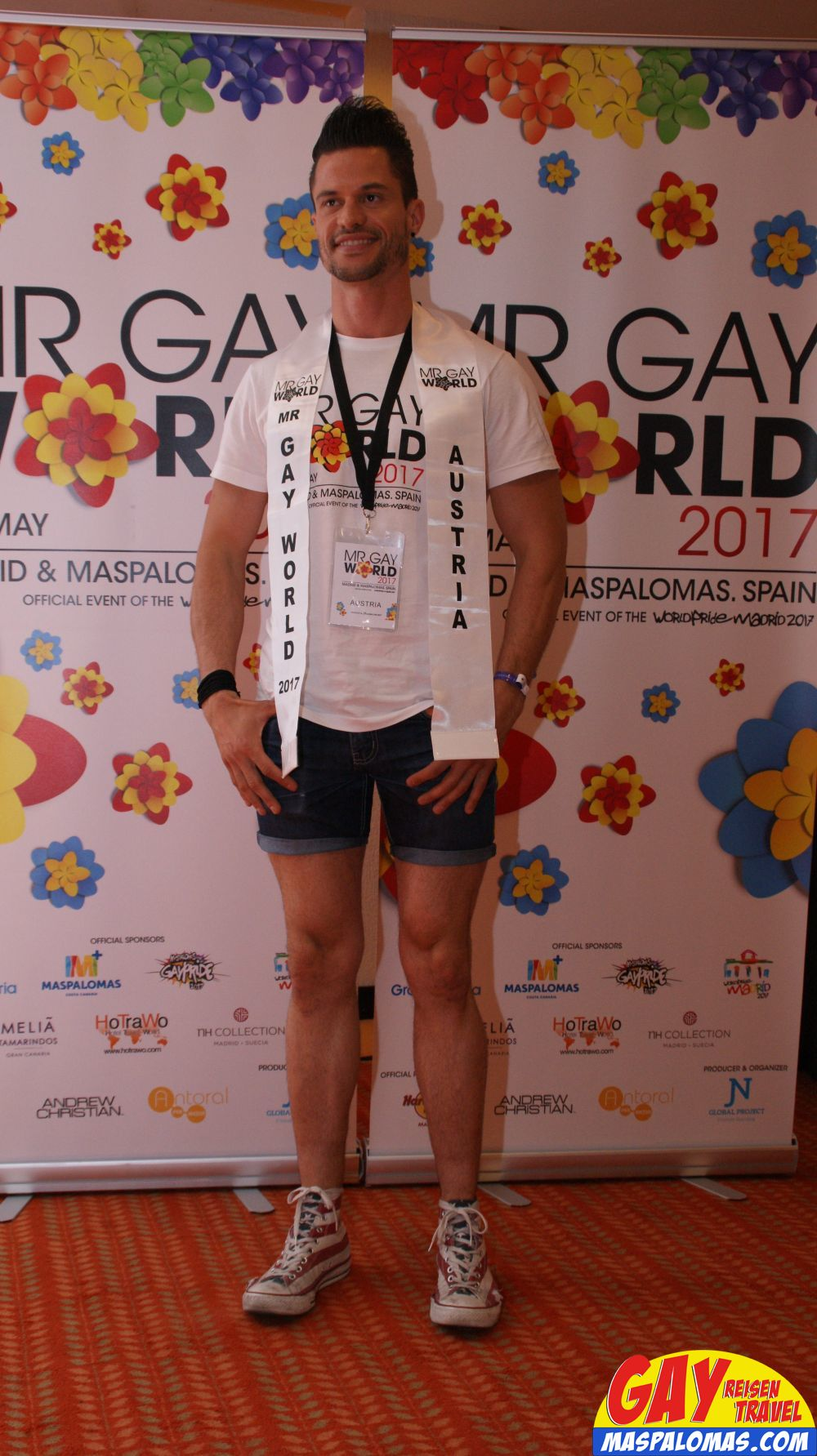 from Ishaan gay pride maspalomas