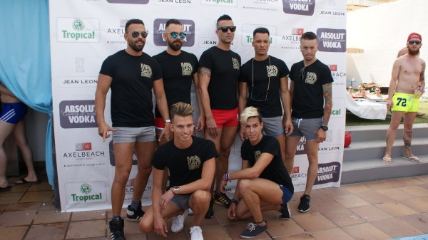 Mens Pool Party 2017