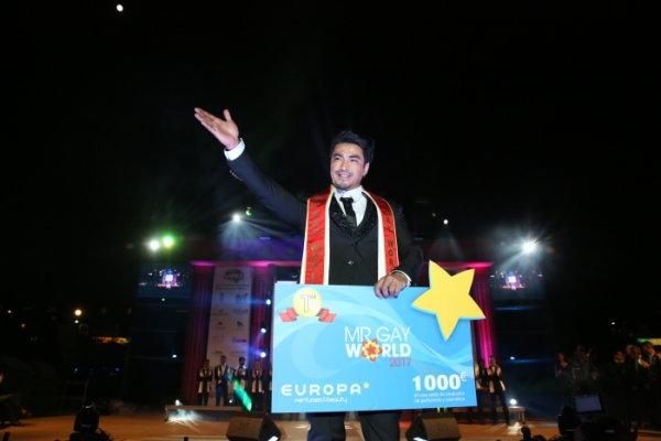 Mr. Gay World 2017