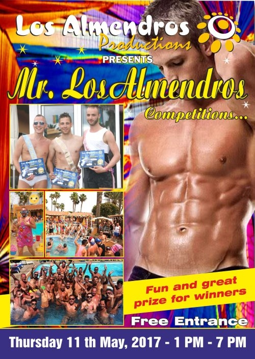 Mr. Los Almendros 2017