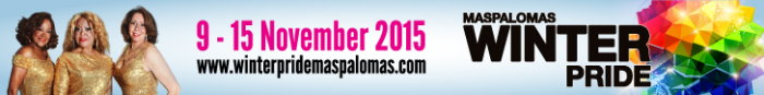 Maspalomas Winter Pride 2015