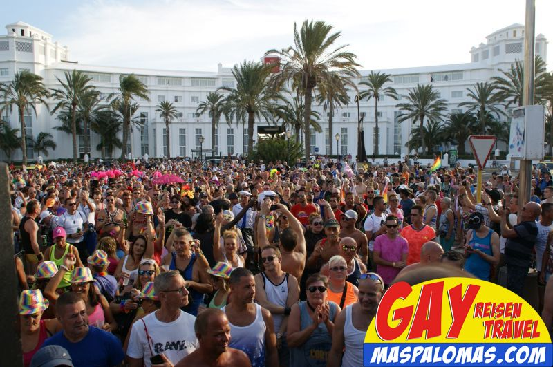 Maspalomas Winter Pride 2017 - Pride Walk