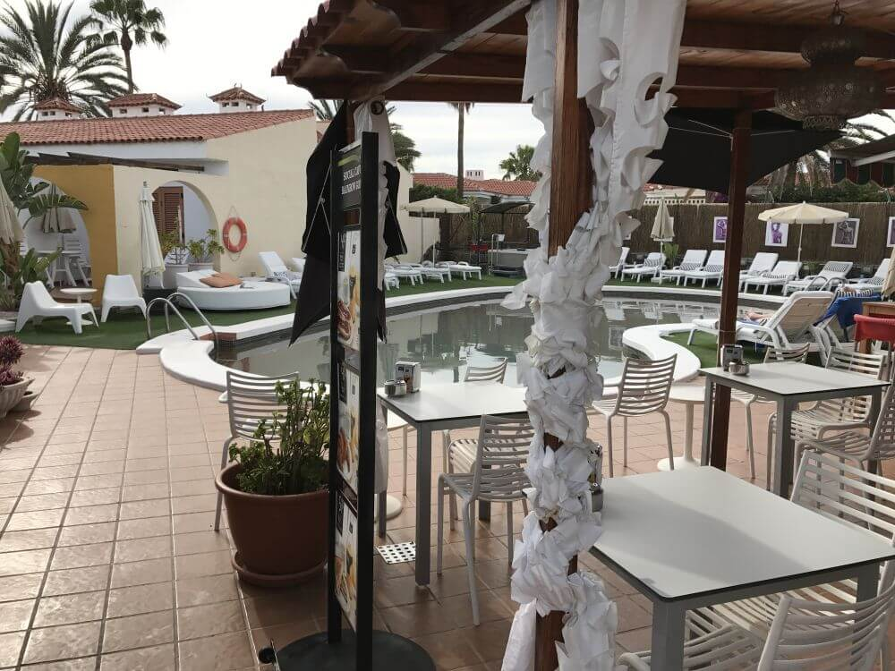 Rainbow golf bungalows gran canaria 12