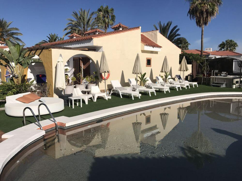 Rainbow golf bungalows gran canaria 7